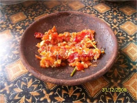 sambel bawang